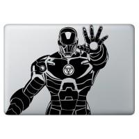 060 macbook decal sticker vinyl aksesoris laptop ironman