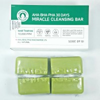 1/4 Bar Some By Mi Miracle Cleansing Bar AHA BHA PHA 30 Days | Share