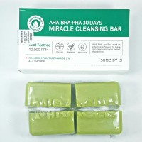1/8 Bar Some By Mi Miracle Cleansing Bar AHA BHA PHA | Share
