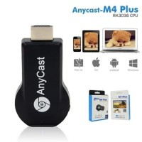 Wireless Anycast M4 Plus HDMI Dongle / HDMI Dongle Anycast M4 Plus