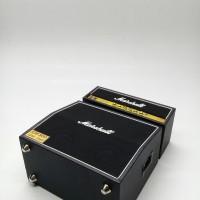 miniatur sound system marshall 2 tingkat