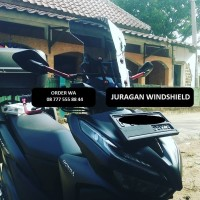!NEW ARRIVAL! Visor Windshield Adventure Touring Honda Vario All Type