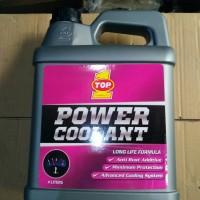 radiator coolant TOP 1 power coolant pink 4liter