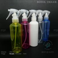 botol plastik spray triger 250ml