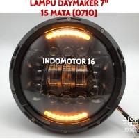 LAMPU DAYMAKER ORIGINAL 0710 15 MATA 7 INCH