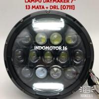 LAMPU DAYMAKER ORIGINAL 0711 13 MATA 7 INCH