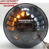 LAMPU DAYMAKER ORIGINAL 0709 PREDATOR 14 MATA 7 INCH