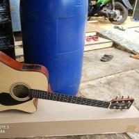 gitar jreng new cort akustik elektrik new