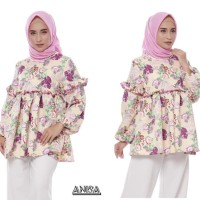 Baju Atasan Wanita Original | Citra Top | Blouse Motif Original