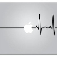 085 Macbook Decal Sticker Vinyl Aksesoris Laptop Murah Unik Dokter