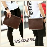 Handbag Kulit|LEXUS|Dompet Kulit Branded|Clutch Kulit Pria wanita New