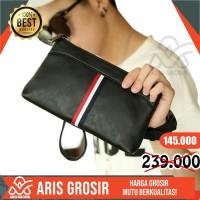 Clutch Bag Pria Tas Tangan Cowok Keren Premium Branded Termurah