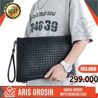 Clutch Bag Pria Tas Tangan Pria Original Premium Import Termurah New