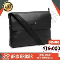 Tas Selempang Laptop (Hitam) Waist Bag Chest Bag Original New Brand
