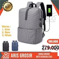 Tas Ransel Sekolah USB Backpack Tas Ransel Bkn Eiger Premium Termurah