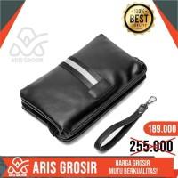 Tas tanganKulit|clucth Kulit Import|Dompet kulit pria wanita Branded