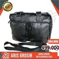 Tas Travel Tas Slempang Kerja (ada tempat laptop) Waist Bag Premium