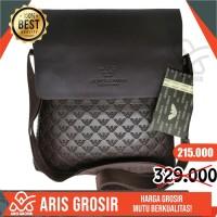 Tas Selempang pria Premium Waist Bag Chest Bag New Brand Termurah