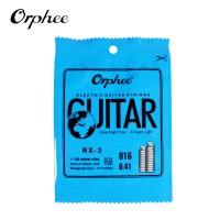 Senar Gitar Elektrik (016) No. 3 Nada G Satuan Ketengan Orphee RX-3