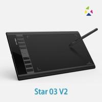 XP Pen Star 03 V2 Pen Tablet alternatif wacom dan huion garansi 2 thn