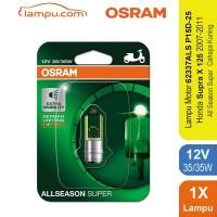 Osram Lampu Depan Motor Honda Supra X 125 2007-2011 - 62337ALS