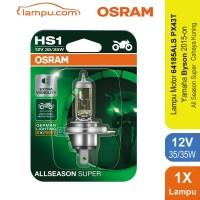 Osram Lampu Kabut Motor Yamaha Byson 2015-on - HS1 64185ALS