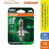 Osram Lampu Kabut Motor Suzuki Burgman 200 ABS 2013-on - HS1 64185ALS