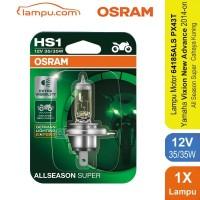 Osram Lampu Kabut Motor Yamaha Vixion New Advance 2014-on-HS1 64185ALS