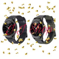 Strap Nylon Nilon Woven Samsung Galaxy Gear S2 Classic Watch Band Tali