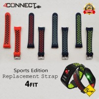 4CONNECT 4Fit Smart Band Replacement Strap Sport Edition