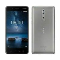 SmartPhone NOKIA 8 Android 7.1.1 Nougat 4GB/64GB Garansi Resmi Nokia