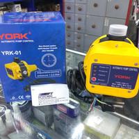 Otomatis Pompa Booster Pompa Dorong Pressure Control York YRK-01