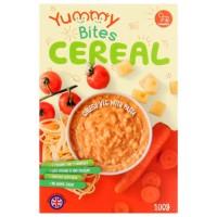 Yummy Bites Cereal Bayi Cereal Bergizi