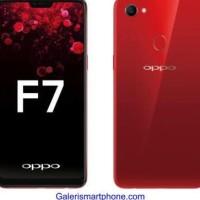Termurah Oppo F7 Ram 4/64 Garansi Resmi Oppo Indonesia 1Th - Hitam