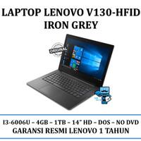 Laptop Lenovo V310-HFID (Iron Grey) - i3 6006U/4GB/1TB/14HD/DOS