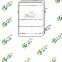 Transfer Paper 3G Opaque Dark SIZE A3 // 3G opaque untuk bahan gelap