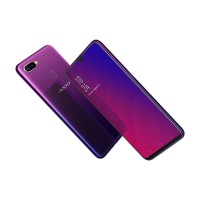 OPPO F9 Smartphone 4GB/64GB Starry Purple ( Ungu )