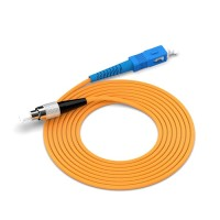 Vention IGB 5M Kabel Fiber Optic Patch Cord SC FC Simplex Single-Mode
