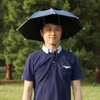 Payung Topi / Topi Payung / Payung Kepala diameter 50 cm