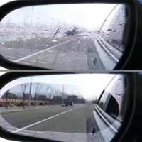 Anti Fog Film - Anti Embum Air Hujan Kaca Spion Mobil All New Jazz
