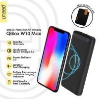 power bank UNEED QiBox W10 Max Fast Wireless Charging 10000mAh