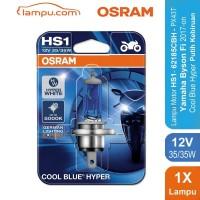 Osram Lampu Motor Yamaha Byson Fi 2017-on - HS1 62185CBH 12V 35/35