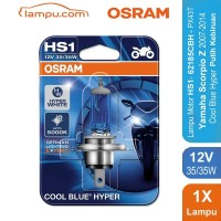 Osram Lampu Motor Yamaha Scorpio Z 2007-2014 - HS1 62185CBH