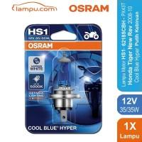 Osram Lampu Motor Honda Tiger New Rev Cruiser 2008-2010 - HS1 62185CBH