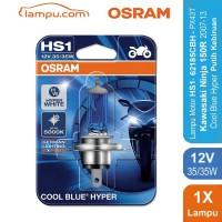 Osram Lampu Motor Kawasaki Ninja 150R(2 stroke) 2007-2013-HS1 62185CBH