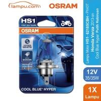 Osram Lampu Motor Honda Verza 2013-on - HS1 62185CBH 12V 35/35