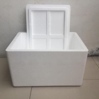 Styrofoam 53ltr GG STD 52x37.5x35cm Sterofom Sterofoam Gabus Kotak Box