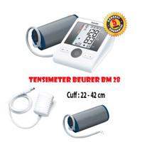 TENSIMETER BEURER BM 28 DENGAN ADAPTOR . TENSI METER DIGITAL BM28