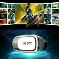 HARGA KHUSUS 3D Virtual Reality Glasses VR Box 2 for Smartphone Kaca