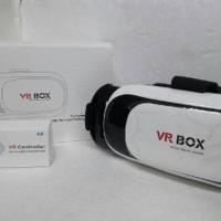 CUCI GUDANG Virtual Reality 3D Remote Bluetooth VR BOX 2 0 Remote